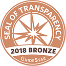 Seal of Transparency - Miracle League
