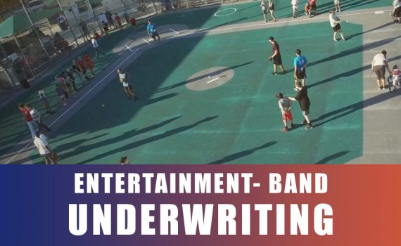 DOD – Entertainment / Band (Underwriting)
