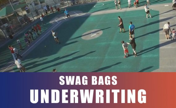 DOD – Swag Bags (Underwriting)