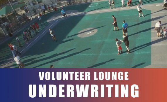 DOD – Volunteer Lounge (Underwriting)