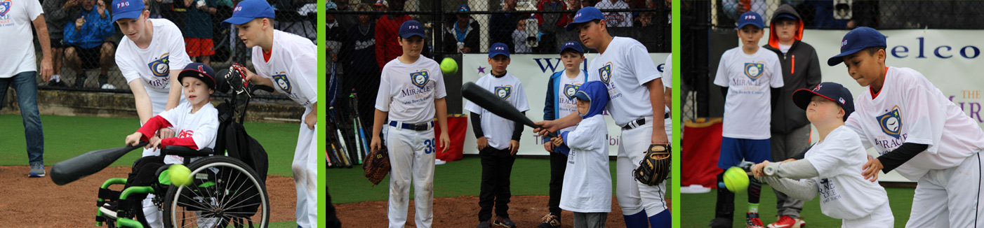 Miracle League of Palm Beach County Volunteers