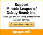 Miracle League Amazon Smile