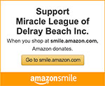 Miracle League Amazon Smile
