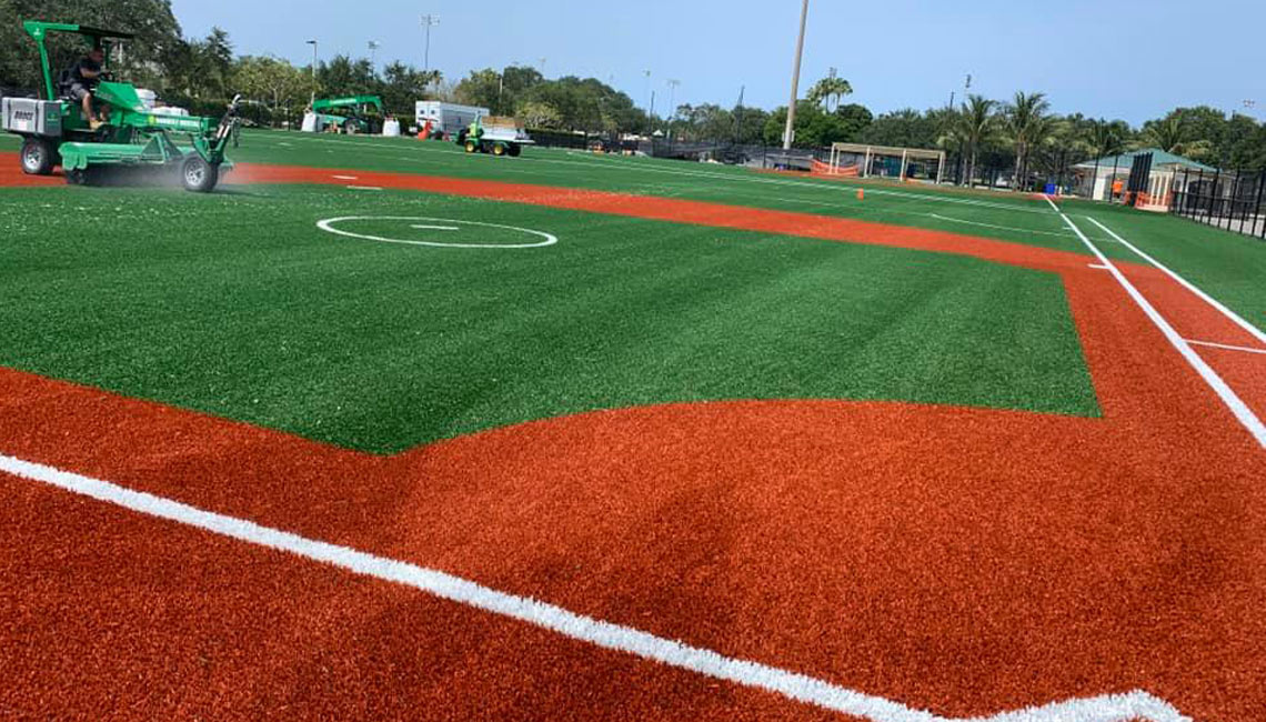 Miracle League New Palm Beach Gardens Field
