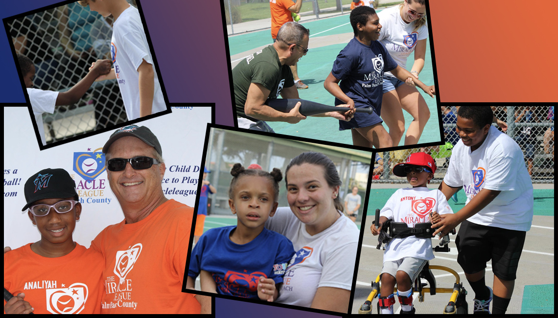 All Lives Matter @ The Miracle League of Palm Beach County